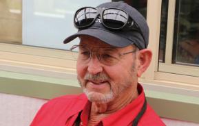 Charles Huckeba (USA)