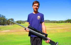 Rohan Barlow (Australia)-12 years old (2019 at present)