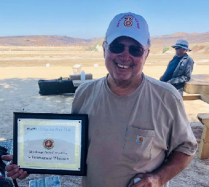 Lou Murdica wins with his Genesis 6-60x56mm scope in F class shooting competition