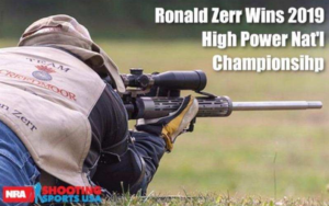 March Owner – Ronald Zerr won the High Power National Championships 2019
