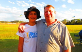 Amazing shooters –  Father (Daryl Barlow) & Son (Rohan Barlow)  in Australia