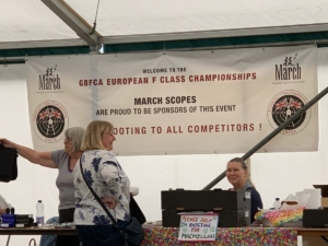 News on the ongoing GBFCA European F Class Championships @ Bisley