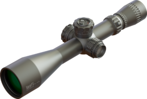 Specification and Reticle designs for March 5-42X56 FFP High Master-Wide Angle Scope