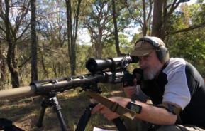 Marc Thompson (Australia) – ELR shooter