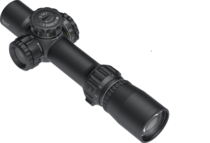 New concept model March-F 1-10×24 FFP Shorty Scope