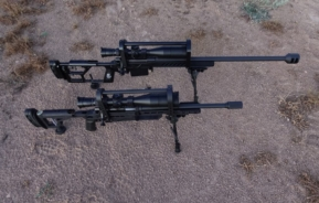 Dave Lauck (USA) – Compact 308 win and Long Range 338 Lapua with March Scope 2.5-25×52