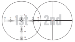 March's Dual Reticle in the upcoming 1-10×24 Shorty FFP scope