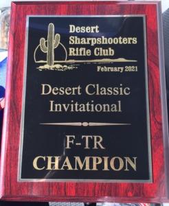 Congratulations to Carl Matthews winning the F-TR Championship at Desert Classic Invitational! (USA)