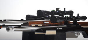 Video showing beautiful rifles for 2021 Fly shooting by Kaizen Tactical (Australia)