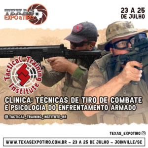 TARGET TTI-OPS (New distributor in Brazil) will be exhibiting and lecturing at TEXAS EXPO & TIRO event on July 23-25