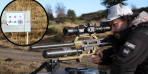 4-40x52Genesis review by PATAGONIA AIRGUNS CHILE (in Spanish and in English )
