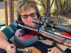 Congratulations to Annie Elliott for becoming a National Benchrest Champion! (Australia)