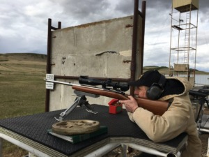 Shooting 1300meter with 5-42×56 March Scope – Douglas Wright (Canada)