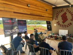 Long range shooting course hosted by TARGET TTI-OPS with special guests SAMURAI CAÇADOR and Jacki Neves (Brazil)