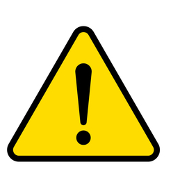 WARNING NOTICE: Counterfeit Products