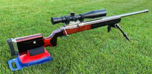 March Scope Owner & founder of Dima Rifle Systems, Dima Grymalyuk's new setup (Ukraine)