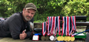 Congratulations to Carl Matthews for his great achievement at 2021 Long Range National Championship (USA)!