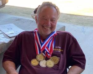 Congratulations to Lou Murdica (USA) to win the California State Championship!