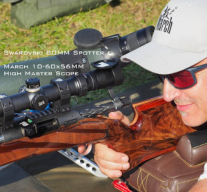 Gary Costello (UK) interviewed by AccurateShooter.com