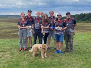 Congratulations to 6 March Scopes Owners among the F-Open top 10 shooters at F-Class European Championships