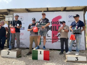 """Congratulations to March Scope owners placing 1st and 3rd at """"Extreme Shot 1 Mile Italia"""""""